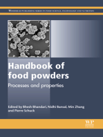 Handbook of Food Powders