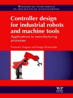 Controller Design for Industrial Robots and Machine Tools