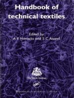 Handbook of Technical Textiles