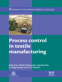 Process Control in Textile Manufacturing
