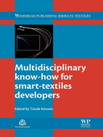Multidisciplinary Know-How for Smart-Textiles Developers