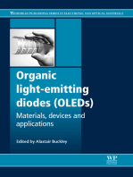 Organic Light-Emitting Diodes (OLEDs)