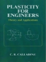 Plasticity for Engineers