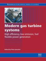 Modern Gas Turbine Systems