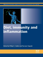 Diet, Immunity and Inflammation