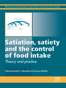 Satiation, Satiety and the Control of Food Intake: Theory and Practice