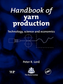Handbook of Yarn Production: Technology, Science and Economics