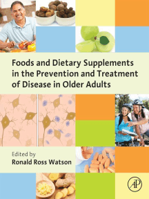 Foods and Dietary Supplements in the Prevention and Treatment of Disease in Older Adults
