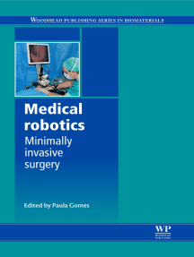Medical Robotics: Minimally Invasive Surgery