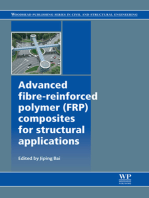 Advanced Fibre-Reinforced Polymer (FRP) Composites for Structural Applications