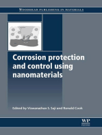 Corrosion Protection and Control Using Nanomaterials