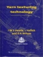 Yarn Texturing Technology
