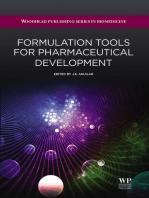 Formulation tools for Pharmaceutical Development
