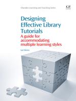 Designing Effective Library Tutorials
