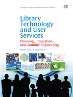 Library Technology and User Services