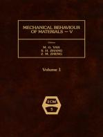 Mechanical Behaviour of Materials V