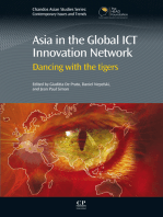Asia in the Global ICT Innovation Network: Dancing with the Tigers
