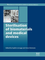 Sterilisation of Biomaterials and Medical Devices