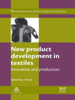 New Product Development in Textiles: Innovation and Production