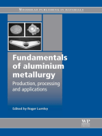 Fundamentals of Aluminium Metallurgy