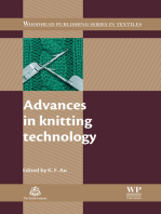 Advances in Knitting Technology