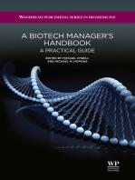 A Biotech Manager's Handbook