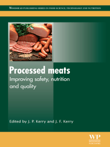 Processed Meats: Improving Safety, Nutrition and Quality