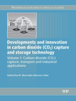 Developments and Innovation in Carbon Dioxide (CO2) Capture and Storage Technology: Carbon Dioxide (Co2) Capture, Transport and Industrial Applications