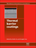 Thermal Barrier Coatings