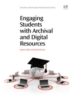 Engaging Students with Archival and Digital Resources
