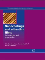 Nanocoatings and Ultra-Thin Films