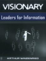 Visionary Leaders for Information