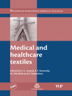 Medical and Healthcare Textiles