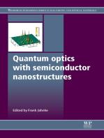 Quantum Optics with Semiconductor Nanostructures