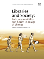 Libraries and Society