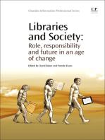 Libraries and Society