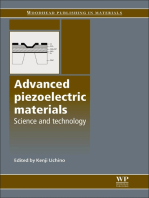 Advanced Piezoelectric Materials: Science and Technology