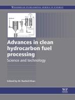 Advances in Clean Hydrocarbon Fuel Processing
