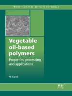 Vegetable Oil-Based Polymers