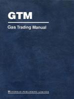 Gas Trading Manual