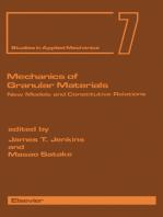 Mechanics of Granular Materials