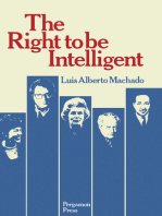 The Right to be Intelligent