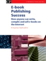 E-book Publishing Success