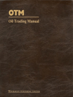 Oil Trading Manual