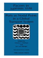 Ports as Nodal Points in a Global Transport System: Proceedings of Pacem in Maribus XVIII August 1990