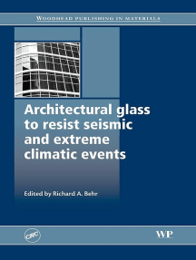 Architectural Glass to Resist Seismic and Extreme Climatic Events