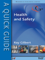 A Quick Guide to Health and Safety