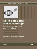 Solid Oxide Fuel Cell Technology: Principles, Performance and Operations