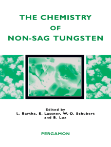 The Chemistry of Non-Sag Tungsten
