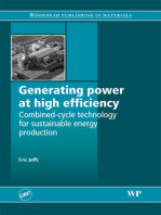 Generating Power at High Efficiency
